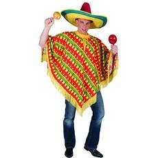 Poncho Fiesta Mexicano