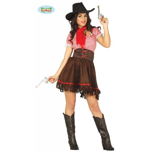 Sexy traditionele Cowgirl outfit