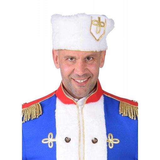 Kolbak Wit Russisch
