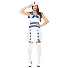 Marine Kostuum Vrouw