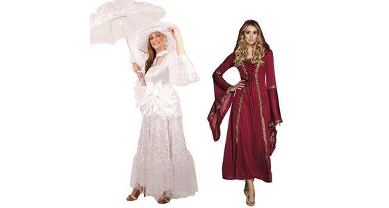 Hofdame kleding