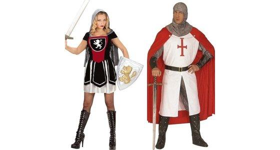 Kruisvaarder kleding