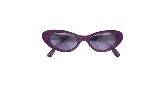 Paarse bril