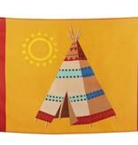 Indiaan Versiering Vlag