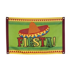 Vlag Mexicaans Fiesta