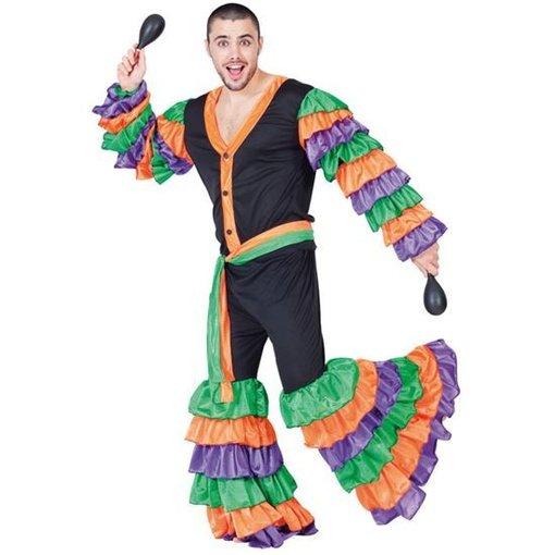 Braziliaans Kostuum Man
