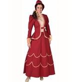 Dickens kleding vrouw