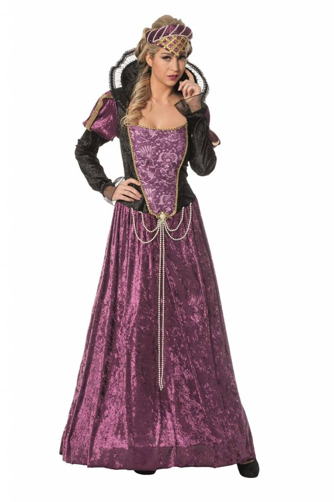 Jonkvrouw jurk Helene