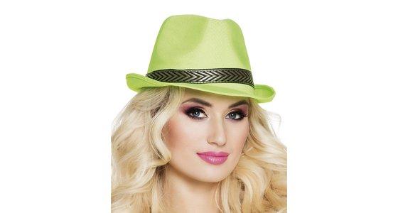 Groene hoed