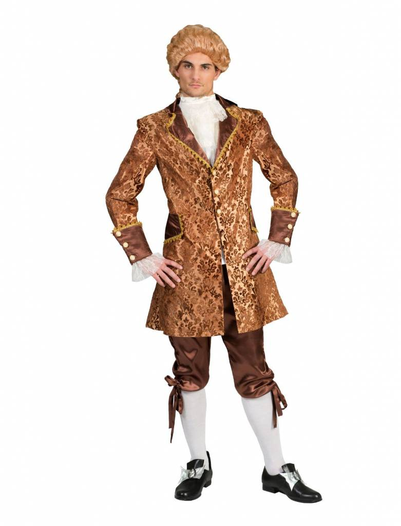Barok kleding man