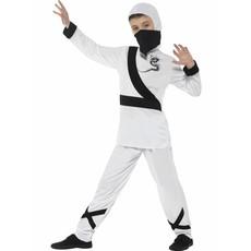 Ninja Pak Zwart/Wit Kind