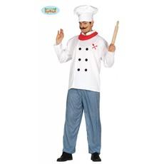 Kostuum Chef kok man