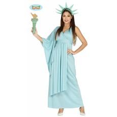Vrijheidsbeeld kostuum vrouw