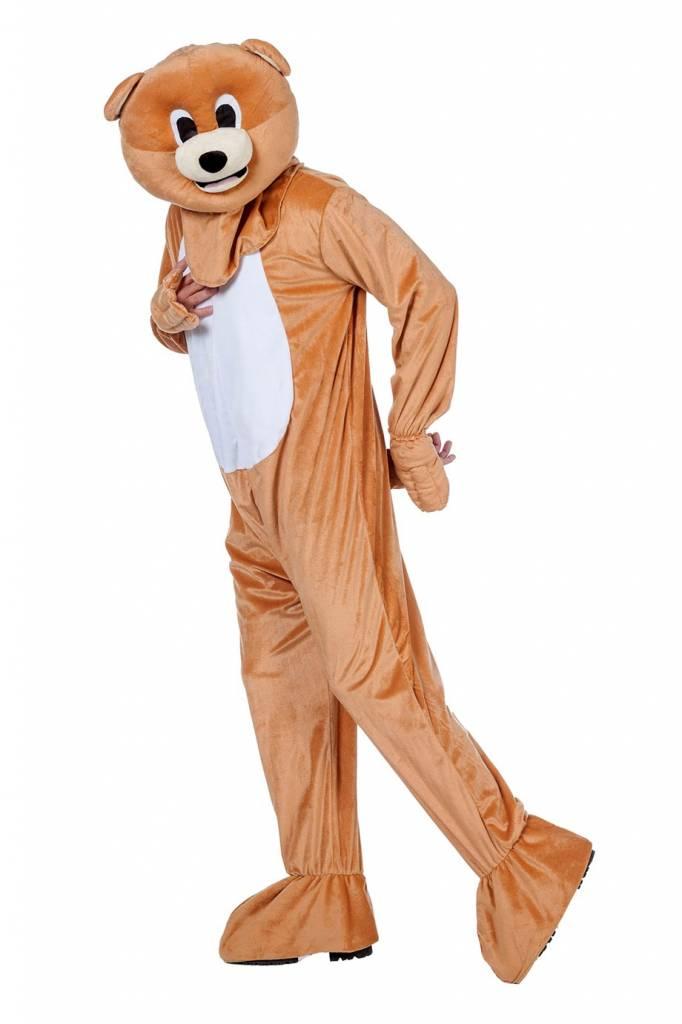 Mascotte beer kostuum