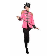 Roze Circus jas toppers