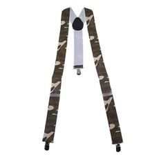 Bretels Camouflage Leger