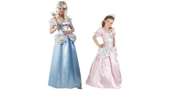 Prinses kostuum