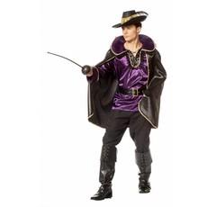 Gelaarsde kat kostuum heren