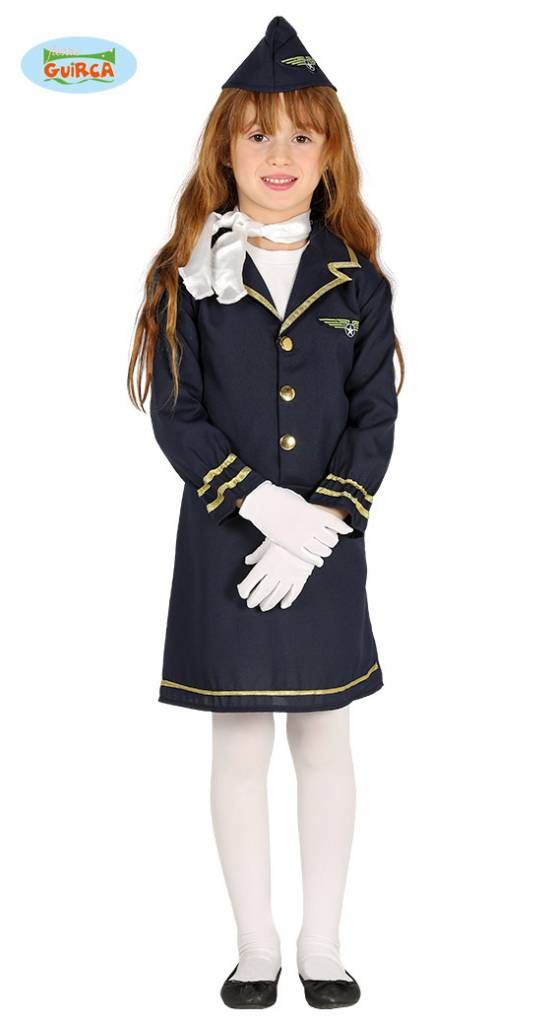 Stewardess Jurkje Kind