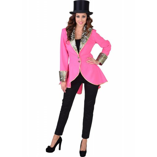 Dames jas pink Toppers