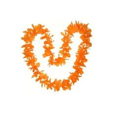 Hawaii krans oranje populair