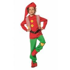 Kabouter verkleedkleding jongen