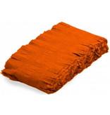 Oranje Crepe Papier Slinger 6 meter