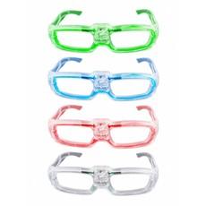 Bril met LED verlichting