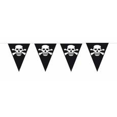 Vlaggenlijn Piraat Doodskop