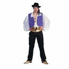 Zigeuner kleding heren