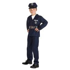Politie Verkleedpak Kind