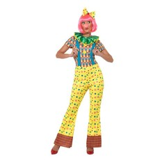 Dames kostuum clown
