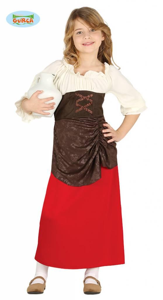 Herbergier jurk kind
