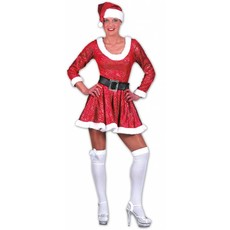 Glinsterend Kerstoutfit