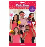 Photo booth set Valentijn