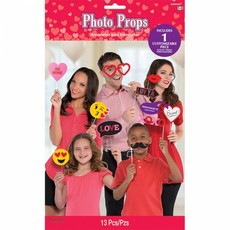 Photo booth set Valentijn
