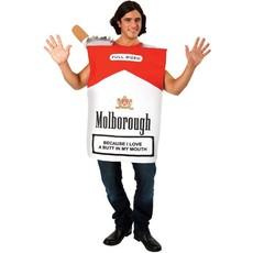 Sigarettenpakje Kostuum