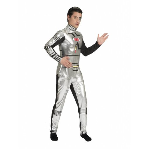 Space outfit man