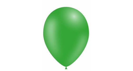 Groene ballonnen