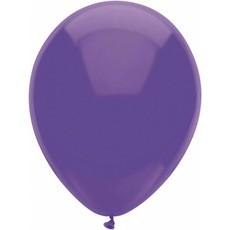 Paarse  ballonnen 30cm 12 stuks