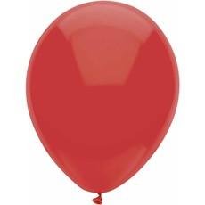 Rode  ballonnen 30cm 12 stuks