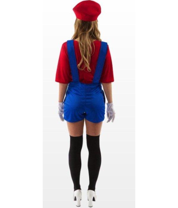 Mario pakje dames