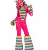 Regenboog jumpsuit