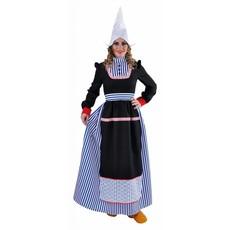 Volendams kostuum vrouw