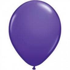 Ballonnen 30cm deco paars (10st)