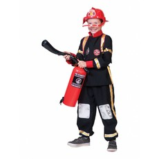 Brandweerkostuum Noud