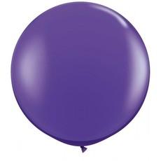 Reuze Ballon violet 90 cm