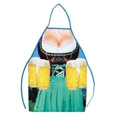 Oktoberfest bierschort vrouw