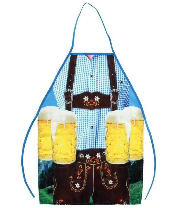 Oktoberfest bierschort man