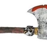 Bijl Warrior lux